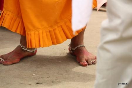 Stopy hinduski