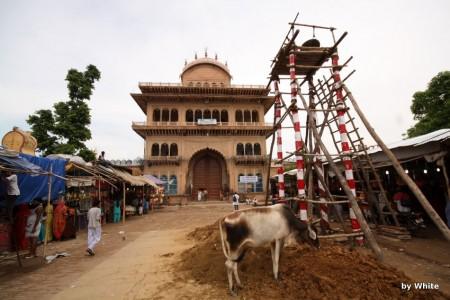 Ragnath Div Temple