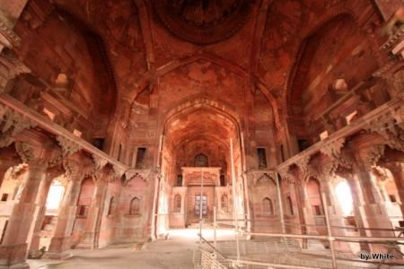Govind Deo Temple - wnętrze