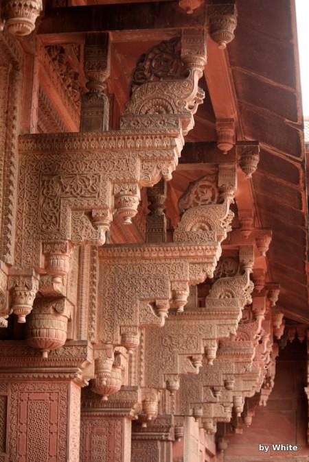 Agra Fort - detal