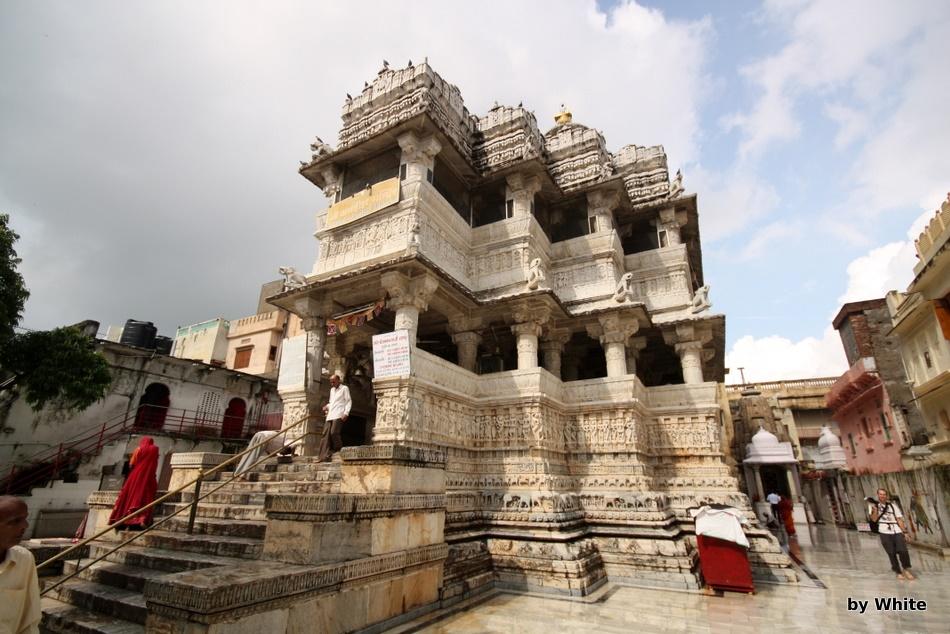 Świątynia Jagadish w Udaipur