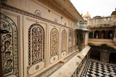 City Palace w Udaipur