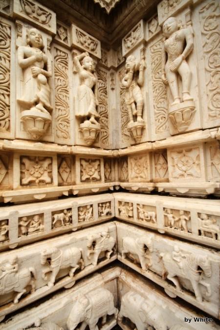 Świątynia w Udaipur