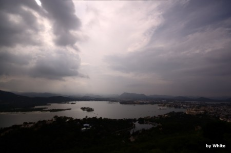 Udaipur - Sunset Point