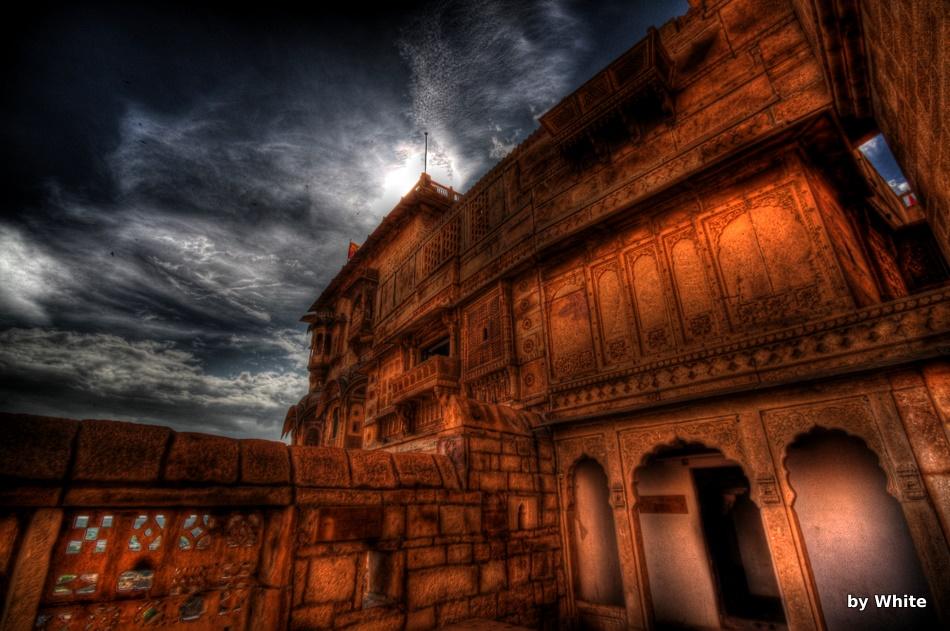 Pałac Jaisalmer