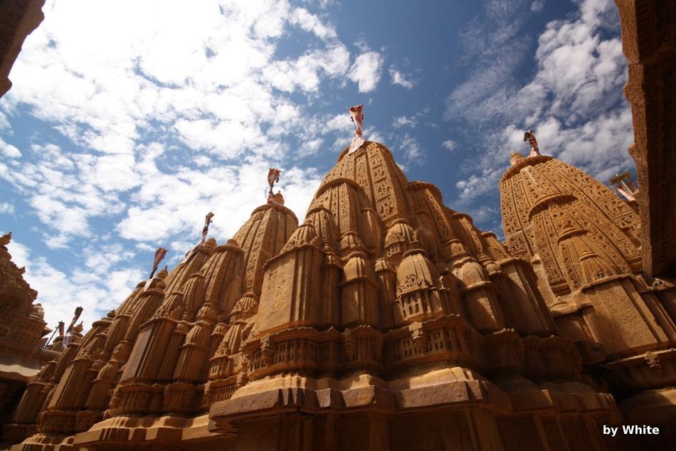 Dżinijskie świątynie - Jaisalmer
