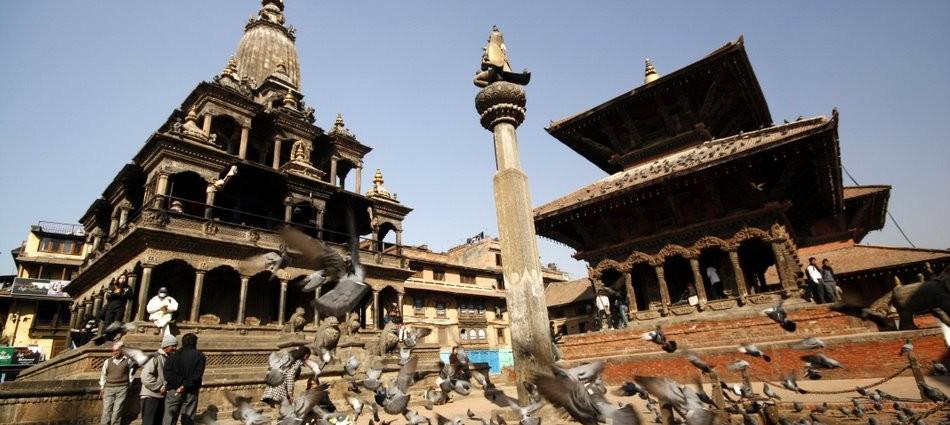 [Nepal] Katmandu i Patan